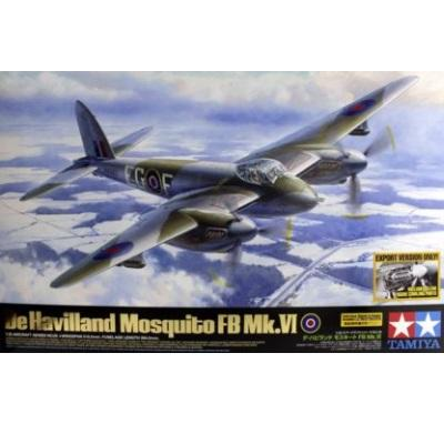1/32 De Havilland FB MkVI Mosquito