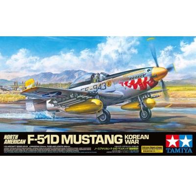 1/32 North American F-51D Mustang Korean War