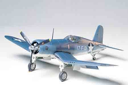 1/48 Chance Vought F4U-1/2 Corsair