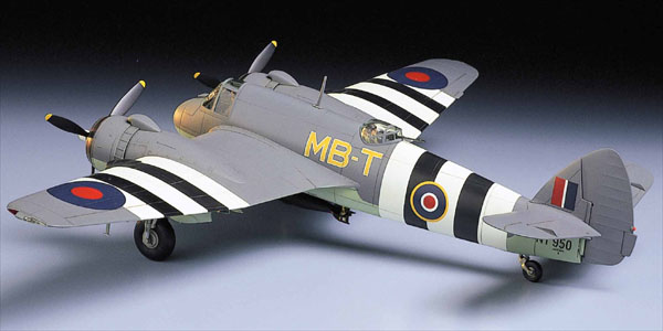 1/48 Bristol Beaufighter Mk.X.