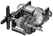 6 Speed Gear Box HE