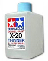 X-20 Thinner Enamel 250ml