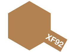 XF92 Yellow Brown DAK '41 Acrylic Paint