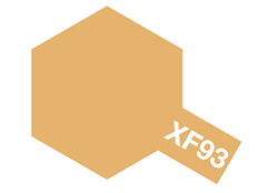 XF93 Light Brown DAK '42 Acrylic Paint