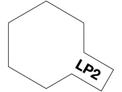 LP-2 White Lacquer Paint