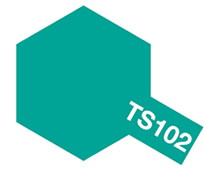 TS-102 Cobolt Green 100ml