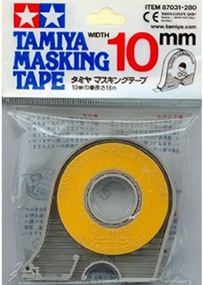 10mm wide masking tape