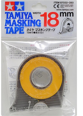 18mm wide masking tape