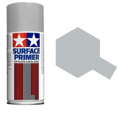Surface Primer Light Gray (180ml)