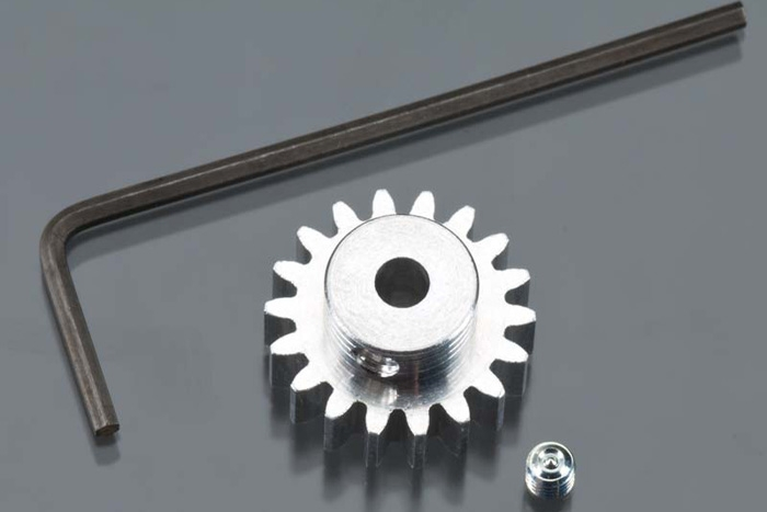 18T Pinion Gear For 540 Motor 32 pitch