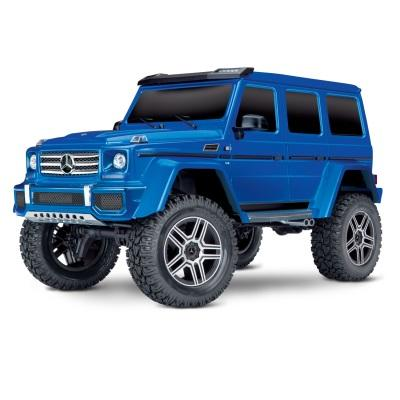 TRX-4 Scale and Trail Crawler with Mercedes G500 Body (Colour may vary from imag
