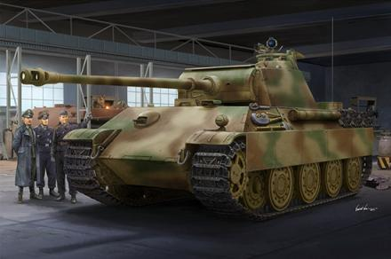 1/16 Sd.Kfz.171 Panther Ausf.G - Late Version