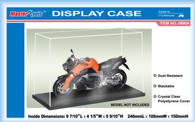Display Case for 1/12 Motorcycles