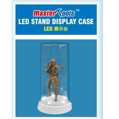 LED Stand Display Case 185mm High