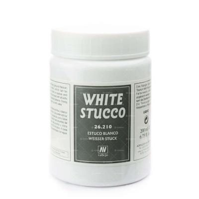 White Stucco Base 200ml