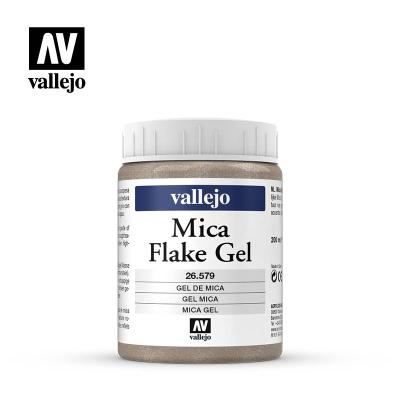 Mica Flake Gel 200ml
