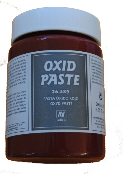 Red Oxide Paste 200ml