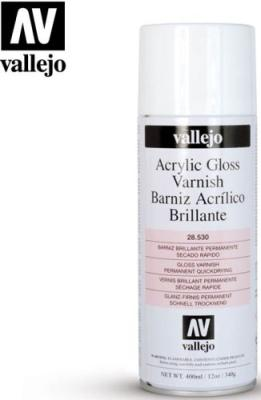 Gloss Varnish Spray 400ml