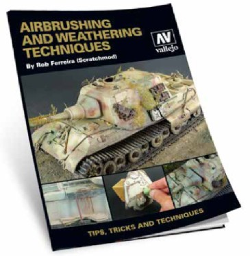 Airbrush & Weathering Techniques Book