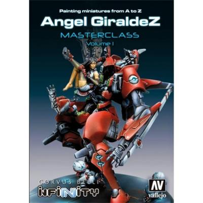 Book: Painting Miniatures Vol 1. from A to Z by A. Giraldez Masterclass Volume 1