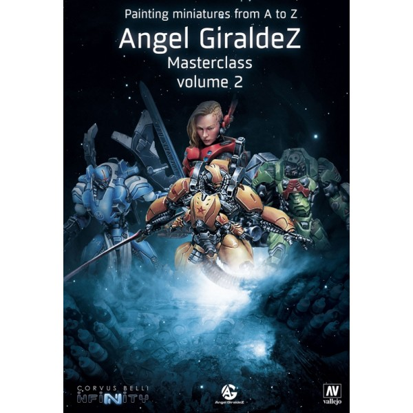 Painting Miniatures Vol 2. A to Z Ángel Giráldez Masterclass