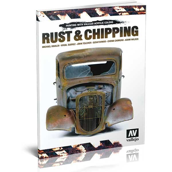 Book: Rust and Chipping