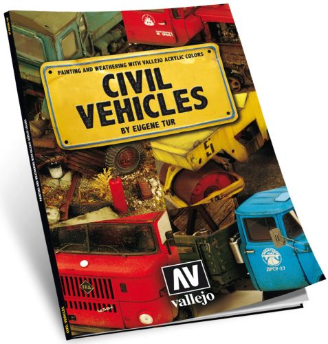 Book: Civil Vehicles by Eugene Tur