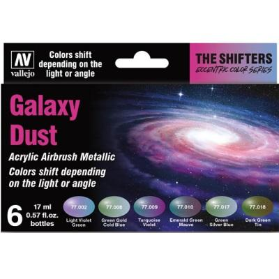 Galaxy Dust 6 x 17ml - Shifter Set