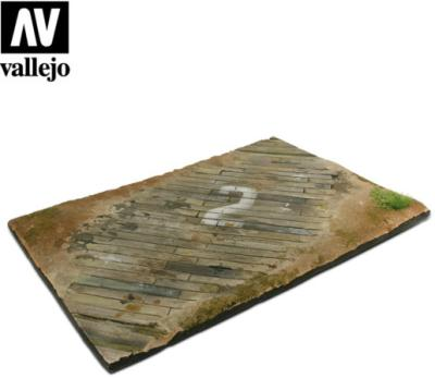 Scenics:Wooden Airfield Surface 31x21