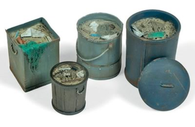 Scenics: Assorted Garbage Bins 2
