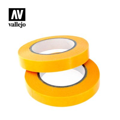 10mm Masking Tape (Twin pack)