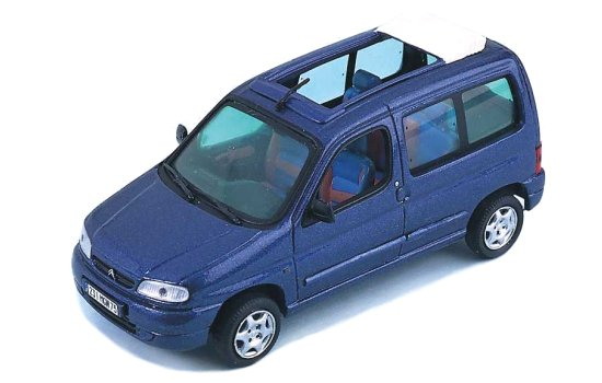 Citroen Berlingo M/Space open roof