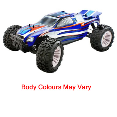 1/10th 4WD BLX10 Mega Sword Brushless RTR