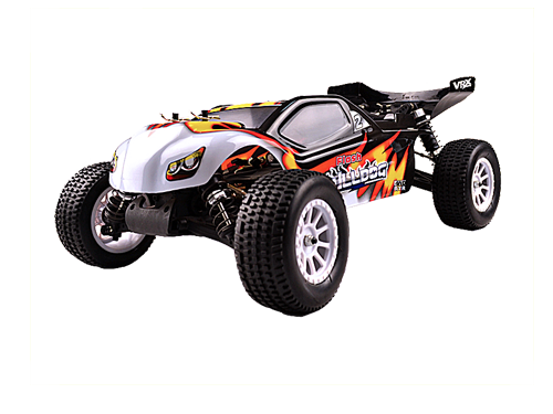 1/10th 4WD Bulldog EBD Brushed RTR