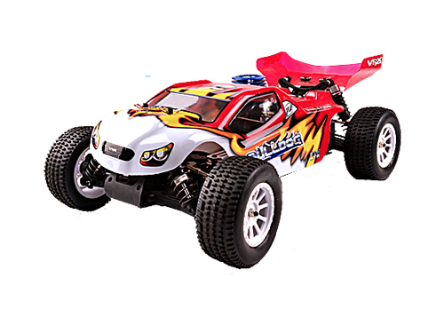 1/10th 4WD Bulldog EBL Brushless RTR