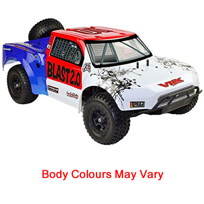 1/10th Octane Blast 2.0 Brushless RTR