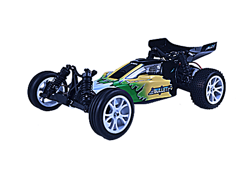 1/10th Bullet 2WD Brushless RTR