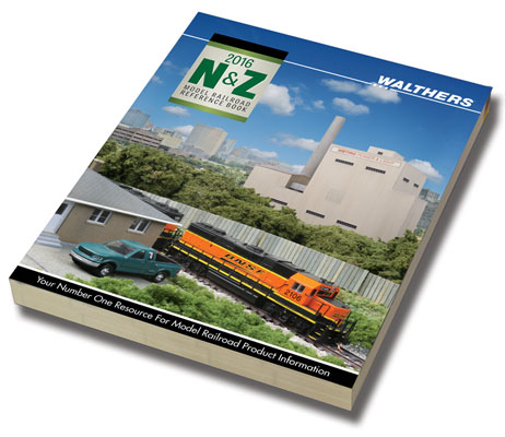 Walthers 2016 N&Z Scale Reference Book