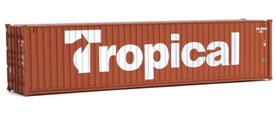 40' HC CS Container Tropical