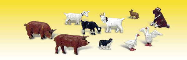 N Barnyard Animals