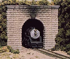 Cut Stone Tunnel Portal