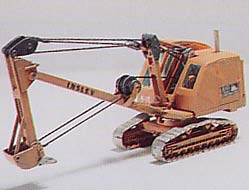 Back Hoe-Insley Model K kitset