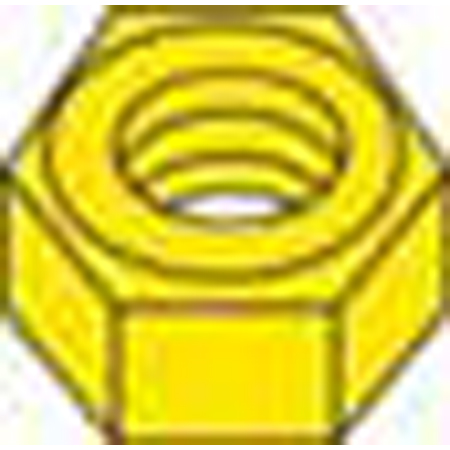 00-90 Hex Nuts (5)