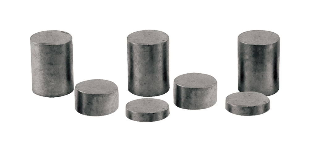 2oz Cylinder weights - Pinecar