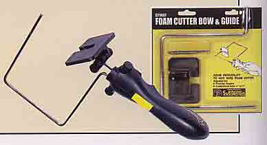 Foam Cutter Guide