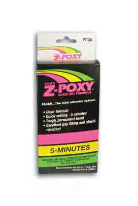 8oz 5 Minute Z-Poxy (227.2ml)